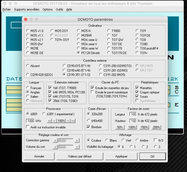 retrocomputing how to install thomson mo5 mo6 to7 to8 to9 and olivetti prodest pc 128 emulator on windows apple mac linux and bsd paolo fabio zaino s blog install thomson mo5 mo6 to7 to8 to9
