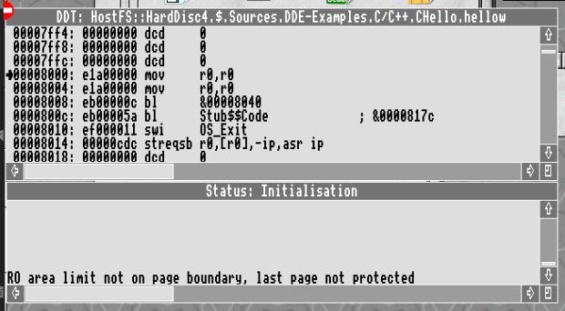 DDT-MainWindows